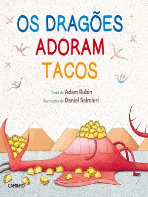 cover image of Os Dragões Adoram Tacos