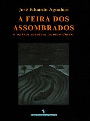 cover image of A Feira dos Assombrados