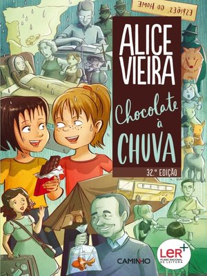 cover image of Chocolate à Chuva