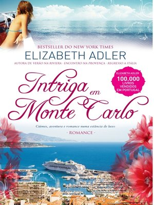 cover image of Intriga em Monte Carlo
