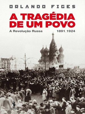 cover image of A Tragédia de Um Povo