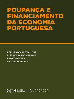 cover image of Poupança e Financiamento da Economia Portuguesa