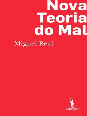 cover image of Nova Teoria do Mal