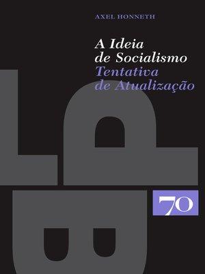 cover image of A Ideia de Socialismo