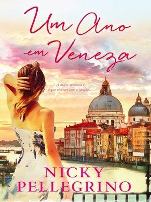 cover image of Um Ano em Veneza
