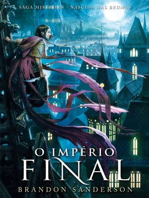 cover image of Mistborn--Império Final