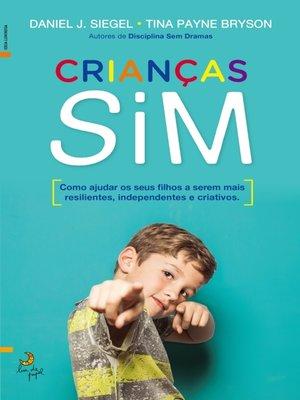cover image of Crianças Sim