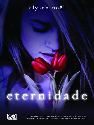 cover image of Eternidade