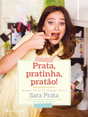 cover image of Prata, pratinha, pratão!