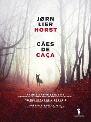 cover image of Cães de Caça