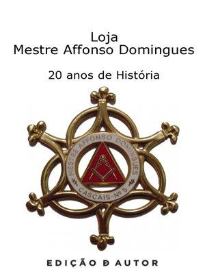 cover image of Loja Mestre Affonso Domingues--20 anos de História
