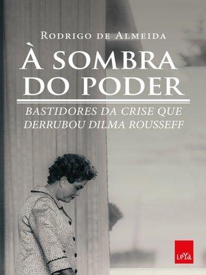 cover image of À sombra do poder