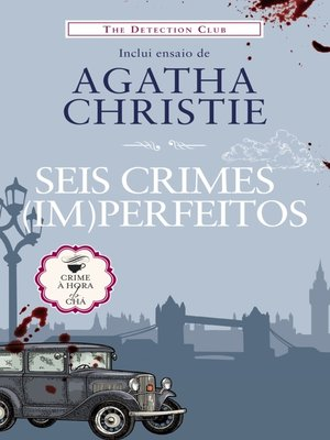 cover image of SEIS CRIMES (IM)PERFEITOS