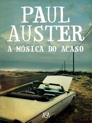 cover image of A Música do Acaso
