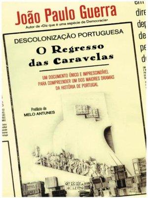 cover image of Descolonização Portuguesa--O regresso das caravelas