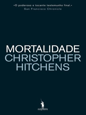 cover image of Mortalidade