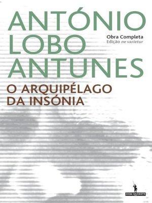 cover image of O Arquipélago da Insónia