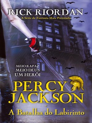 cover image of Percy Jackson e a Batalha do Labirinto