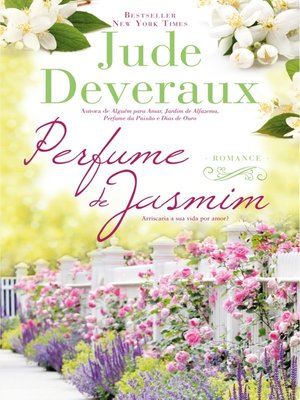 cover image of Perfume de Jasmim