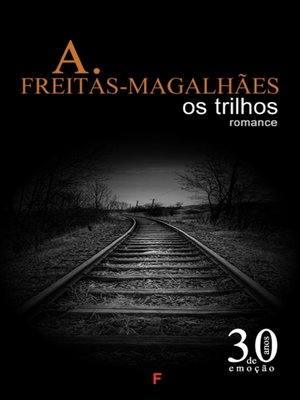 cover image of Os Trilhos