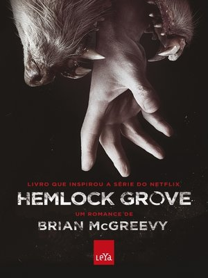 cover image of Hemlock Grove