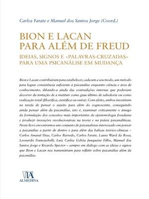cover image of Bion e Lacan para além de Freud