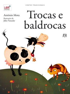 cover image of Trocas e baldrocas