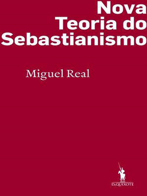 cover image of Nova Teoria do Sebastianismo