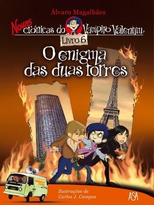 cover image of O enigma das duas torres