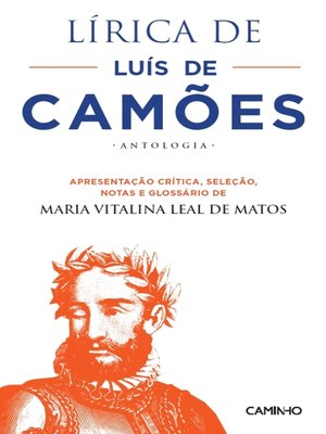 cover image of Lírica de Luís de Camões--Antologia