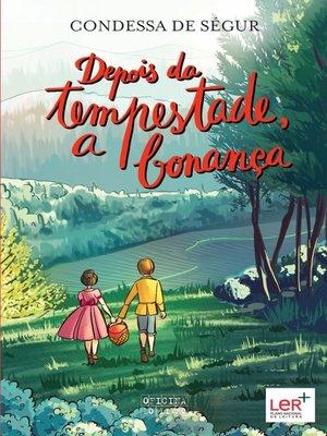 cover image of Depois da Tempestade, a Bonança
