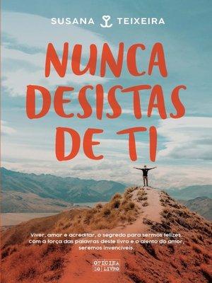 cover image of Nunca Desistas de Ti