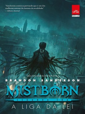 cover image of Mistborn