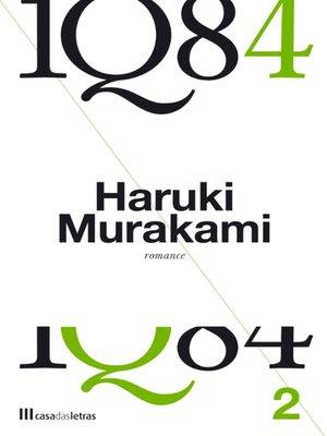 cover image of 1Q84--Livro 2