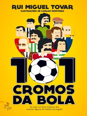 cover image of 101 Cromos da Bola