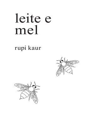 cover image of leite e mel