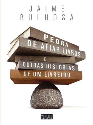cover image of Pedra de Afiar Livros