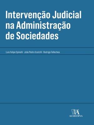 cover image of Intervenção Judicial na Administração de Sociedades