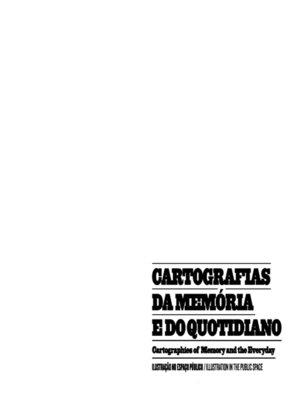 cover image of Cartografias da Memória e do Quotidiano