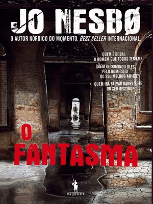 cover image of O Fantasma