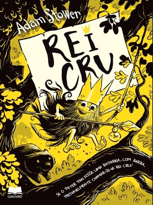 cover image of Rei Cru