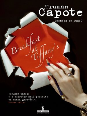cover image of Breakfast at Tiffany's--Boneca de Luxo