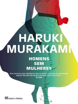 cover image of Homens Sem Mulheres