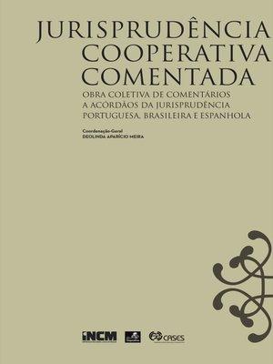 cover image of Jurisprudência Cooperativa Comentada