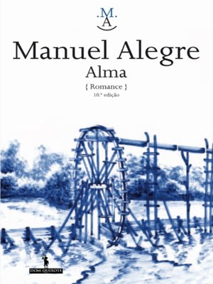 cover image of Alma