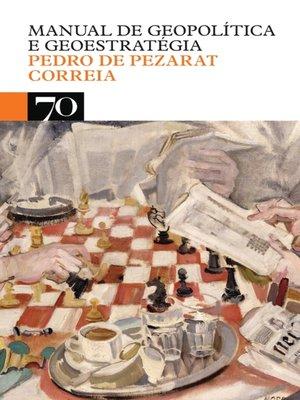 cover image of Manual de Geopolítica e Geoestratégia