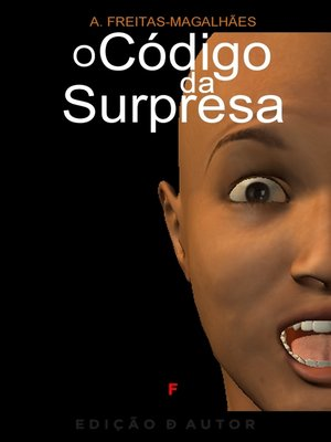 cover image of O Código da Surpresa
