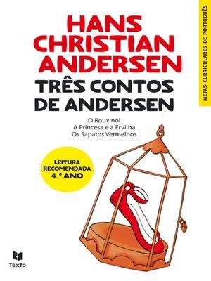 cover image of Três Contos de Andersen