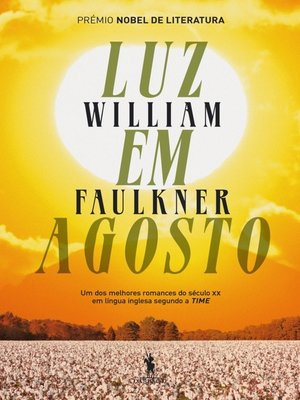 cover image of Luz em Agosto