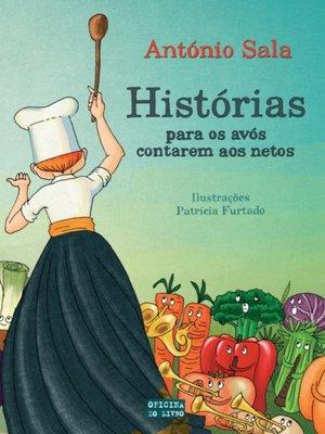 cover image of Histórias para os avós contarem aos netos
